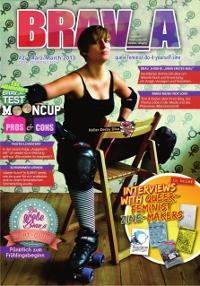 Brav_a #2 Cover